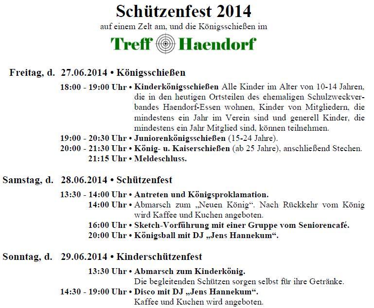schuetzenfest 2014
