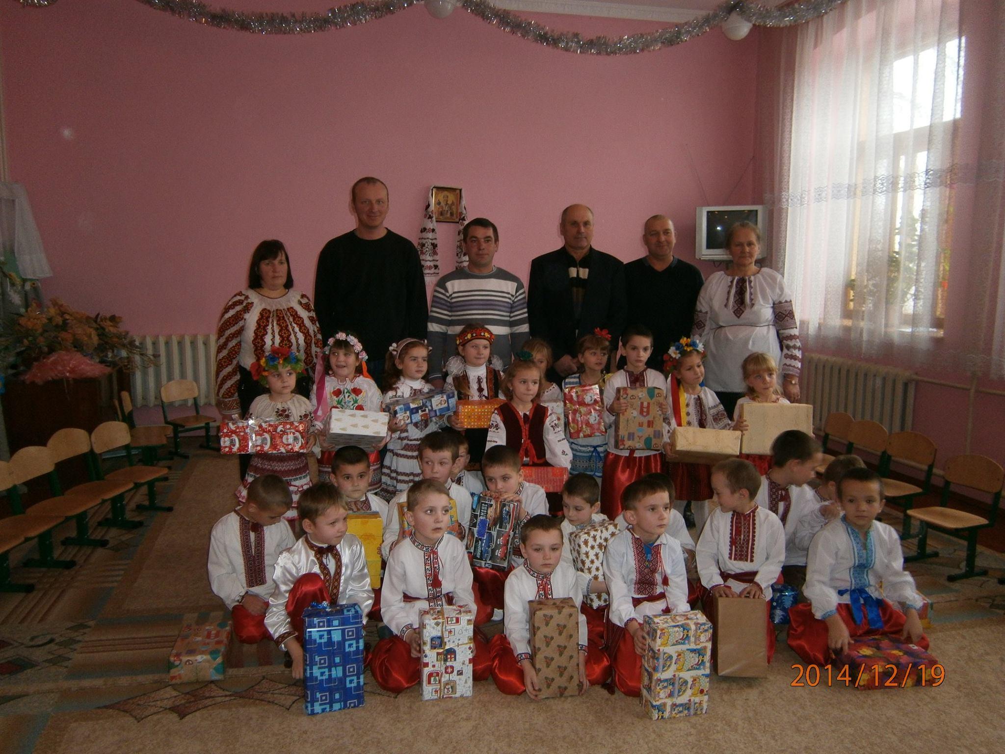 Weihnachten im schuhkarton ukraine